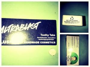 Toothy Tabs - Ultrablast - Lush