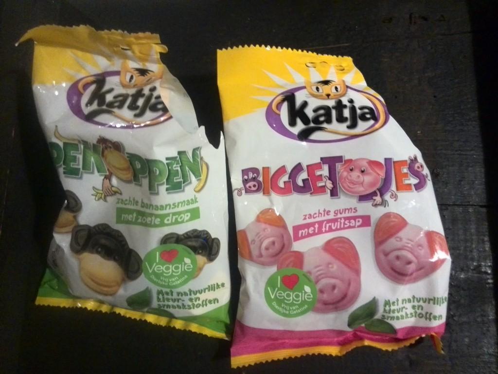 snoepjes zonder dierlijke gelatine