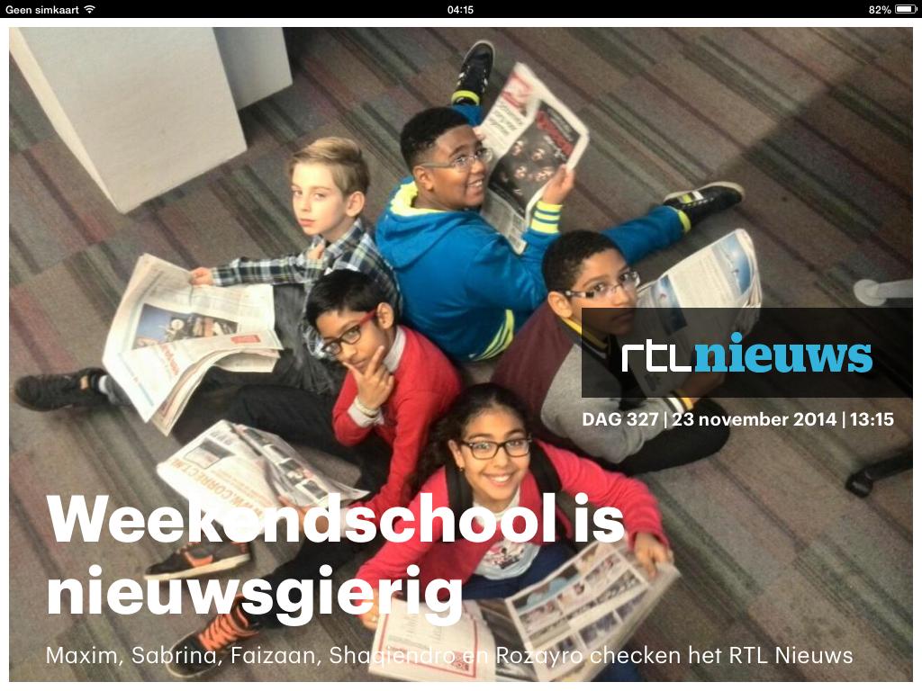 Maxim, Sabrina, Faizaan, Shaqiendro en Rozayro RTL Nieuws