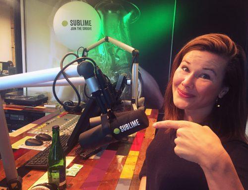 Mijn eerste radiocolumn voor Sublime!