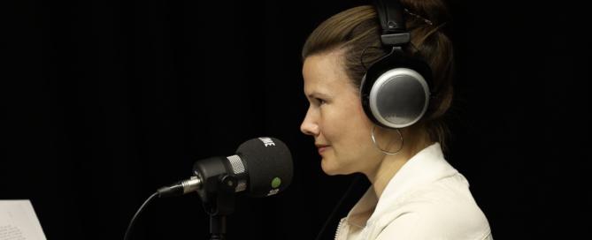 Discomfortzone podcast Rachel van de Pol